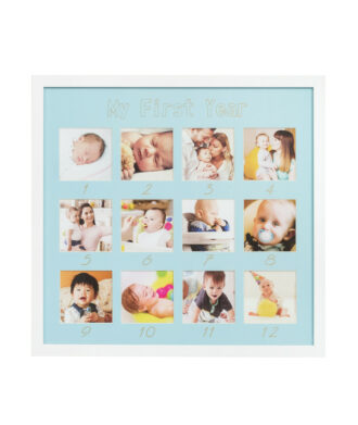baby frame my first year