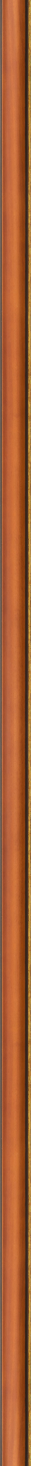 Classic walnut colored frame frame