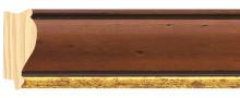 classic walnut aged frame frame piece