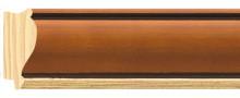 Classic walnut frame frame piece