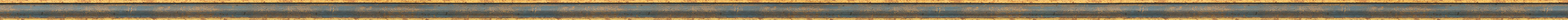 Blue and gold frame frame