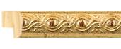 Classic thin gold leaf frame frame piece