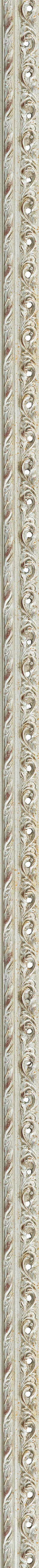 Αntique silver leaf frame frame