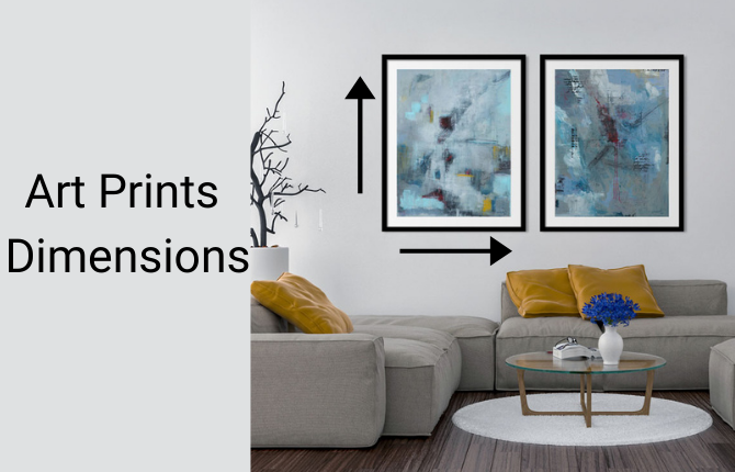 Art Prints Dimensions article cover image