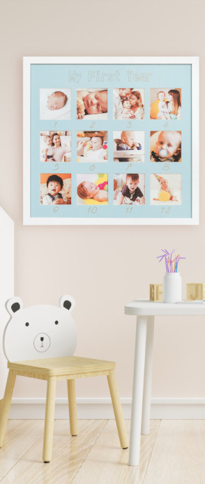 THE BABY FRAME  image