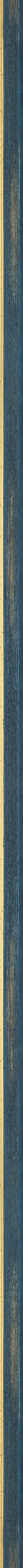 CONTEMPORARY HANDMADE BLUE FRAME frame