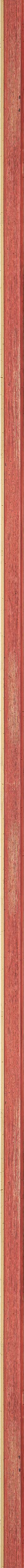 CONTEMPORARY HANDMADE RED FRAME frame